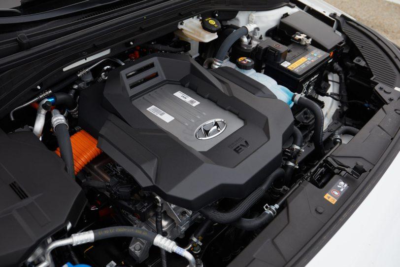 hyundai ioniq 51 scaled - Prueba Hyundai Ioniq EV 2020: Un referente para la movilidad eléctrica