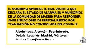 twitter b6ce09f29f0a34b872eb2a0479dd52cb - Estado de alarma en Madrid: Sin confinamiento, pero con restricciones de movilidad entre municipios
