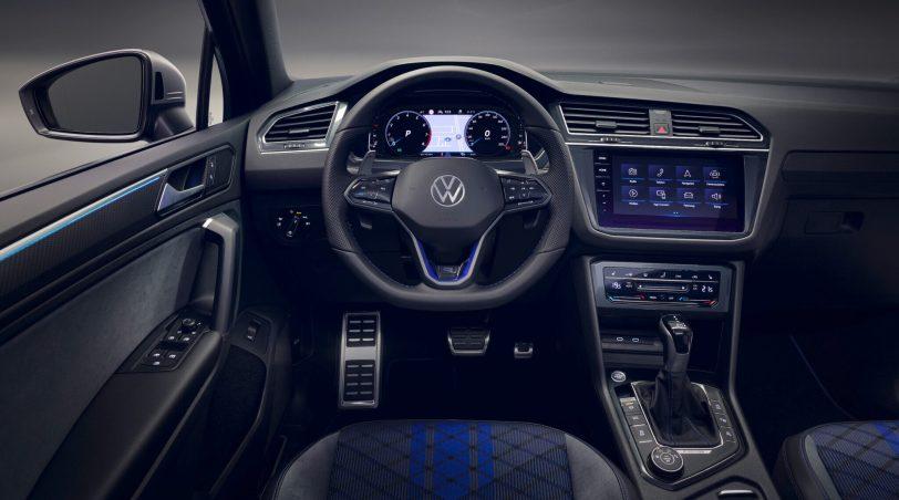 tiguan r 3 scaled e1608139054985 - Volkswagen Tiguan R: El Tiguan más potente
