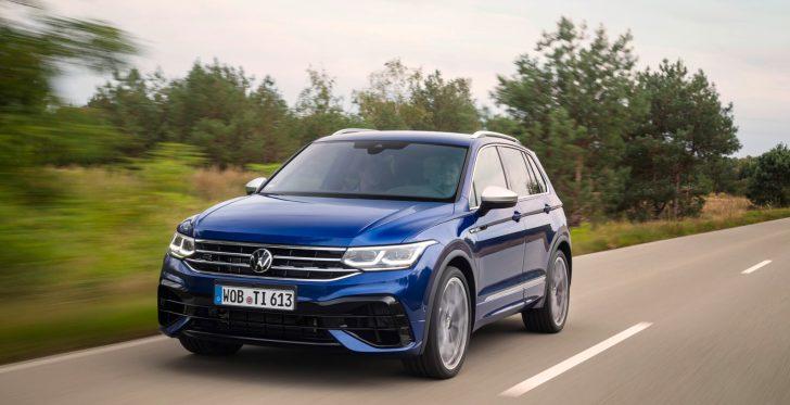 tiguan r scaled e1608138976250 - Volkswagen Tiguan R: El Tiguan más potente