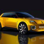 5 2021 Renault 5 Prototype scaled - Renault recupera el Renault 5 como un vehículo eléctrico