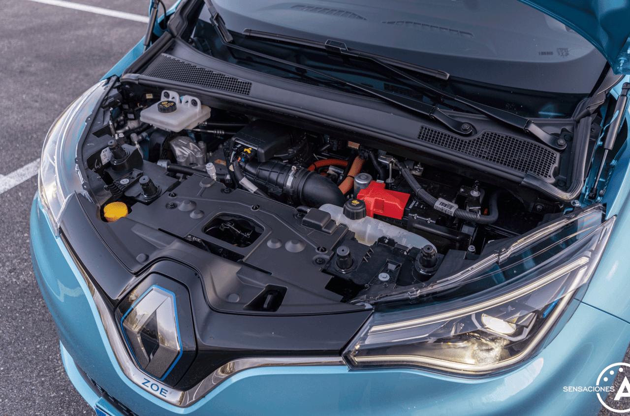 Motor Renault Zoe - Prueba Renault Zoe Zen 50kWh: ¿De los mejores eléctricos?