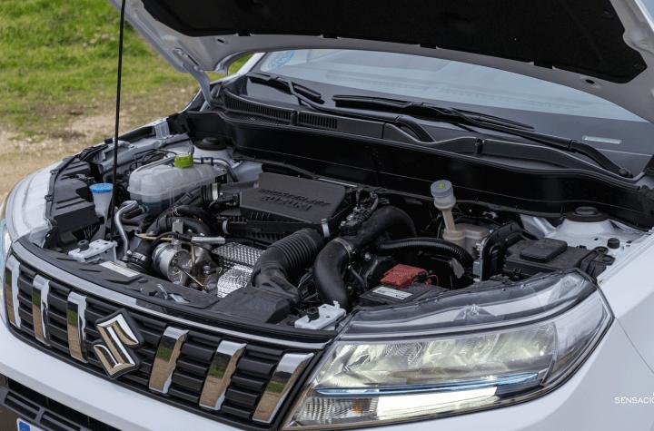 Motor Suzuki Vitara - Prueba Suzuki Vitara GLX 4x4 Mild Hybrid: Un 4x4 honesto muy capaz