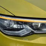 Faro IQ Light Volkswagen Golf 8 - Prueba Volkswagen Golf 8 1.5 eTSI 150 CV: ¿El rey con etiqueta ECO?