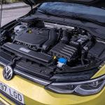 Motor Volkswagen Golf 8 - Prueba Volkswagen Golf 8 1.5 eTSI 150 CV: ¿El rey con etiqueta ECO?