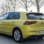 Trasera lateral izquierdo Volkswagen Golf 8 - Volkswagen Golf 8 1.5 eTSI 150 CV: ¿El rey con etiqueta ECO?