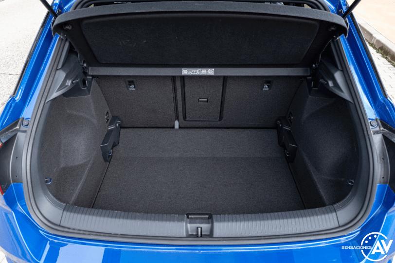 Maletero 2 Volkswagen T Roc - Prueba Volkswagen T-Roc Advance Style 110 CV: ¿Un Killer del Golf?