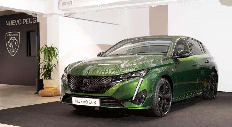 Peugeot308 01 scaled e1621452325328 - Presentación nuevo Peugeot 308 2021: Con mucha personalidad