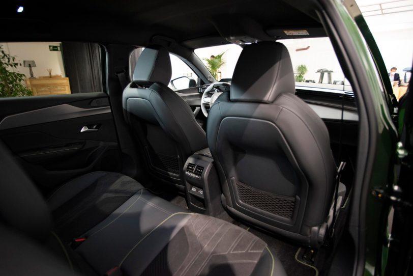 Peugeot308 11 scaled - Presentación nuevo Peugeot 308 2021: Con mucha personalidad