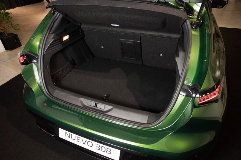 Peugeot308 13 scaled - Presentación nuevo Peugeot 308 2021: Con mucha personalidad