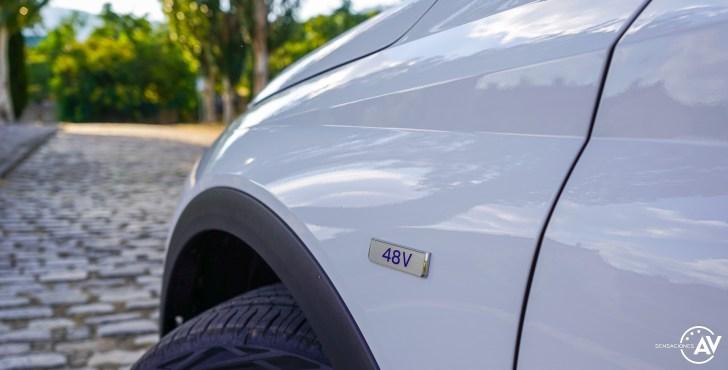 Logo 48V Hyundai Bayon - Prueba Hyundai Bayon 1.0 TGDi 48 V 100 CV AT Tecno: ¿El nuevo rey del segmento B-SUV?