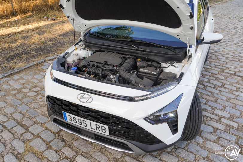 Motor Hyundai Bayon - Prueba Hyundai Bayon 1.0 TGDi 48 V 100 CV AT Tecno: ¿El nuevo rey del segmento B-SUV?