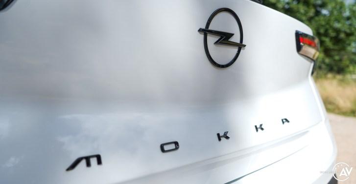 Anagrama Mokka Opel Mokka 2021 - Prueba Opel Mokka 2021: Menos normal, más Mokka