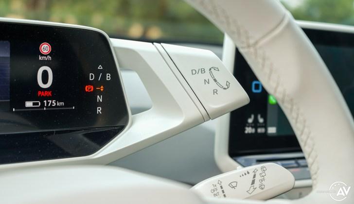 Cambio Volkswagen ID3 - Prueba Volkswagen ID.3 Pro 2021: Una nueva era eléctrica