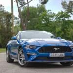 Prueba Ford Mustang GT Fastback 2021: Puro músculo. ¡Que Dios bendiga a América!