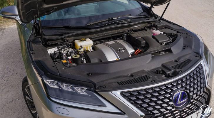 Motor Lexus RXL - Prueba Lexus RX 450hL Executive 2021: ¿El SUV de lujo más cómodo con 7 plazas?