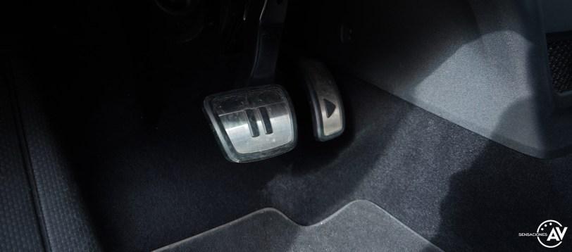 Pedales Volkswagen ID3 - Prueba Volkswagen ID.3 Pro 2021: Una nueva era eléctrica