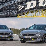 Prueba Peugeot 508 PSE: Deportividad enchufable al estilo francés