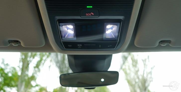 Luces techo Volkswagen Caddy Outdoor - Prueba del nuevo Volkswagen Caddy Outdoor 2021: Un auténtico referente