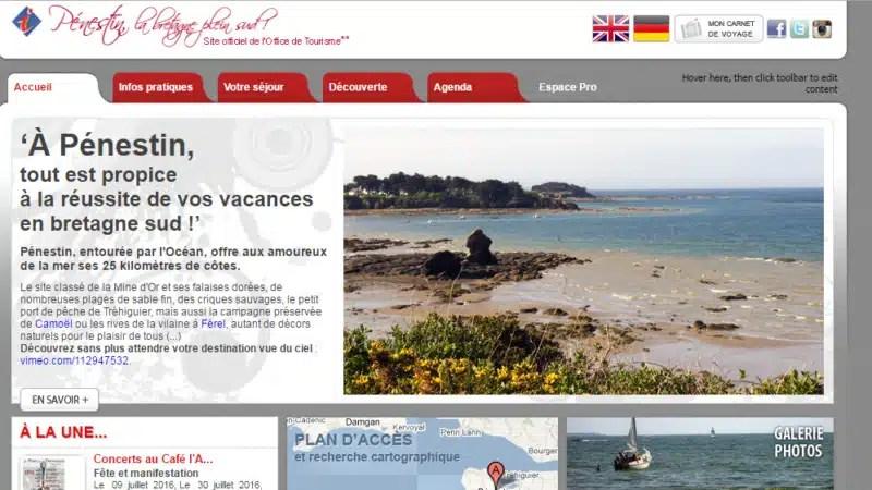 Pnestin Sensation Bretagne