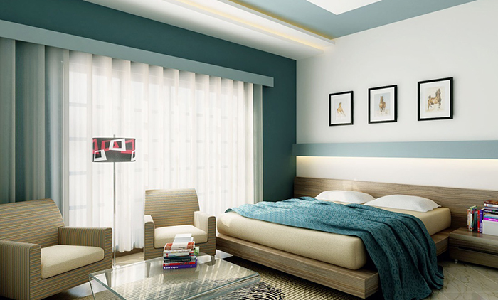 Waking Up Well Rested May Depend On The Color Of Your Bedroom Walls     Best bedroom colors