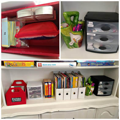 organized-homework-supplies