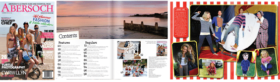Cover & content Summer 2012