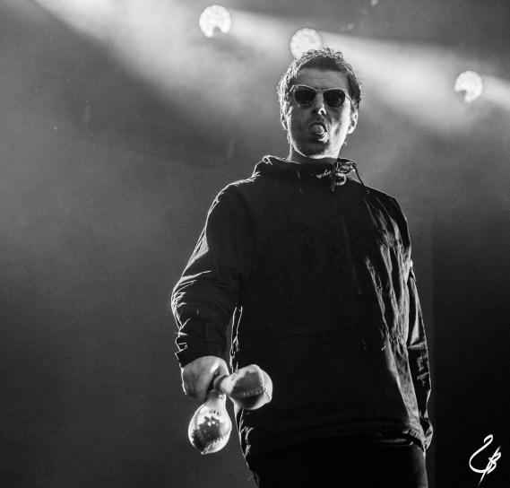 Eurockéennes - Liam Gallagher