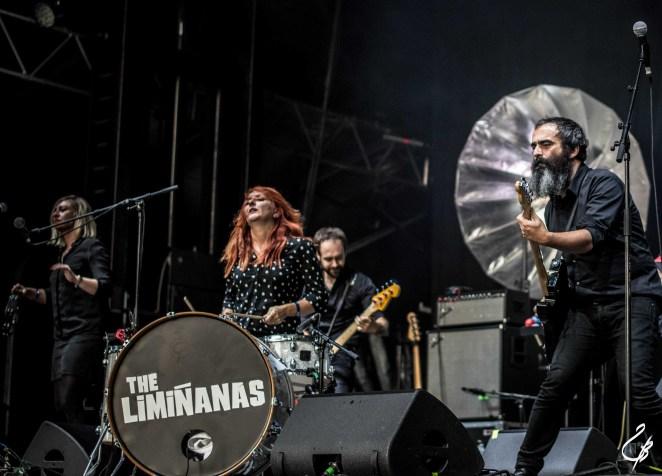 Eurockéennes - The Liminanas