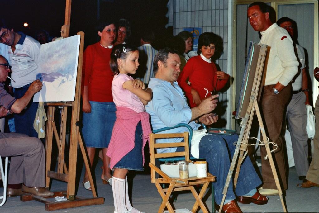 blog Arte contemporanea e gli occhi di bambina