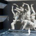 Bosoletti tecnica ultravioletti - street art