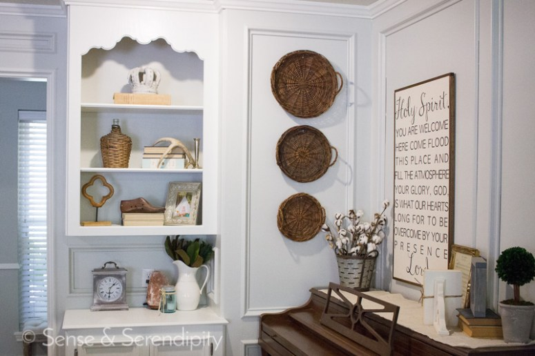 7 Tips for Styling Shelves