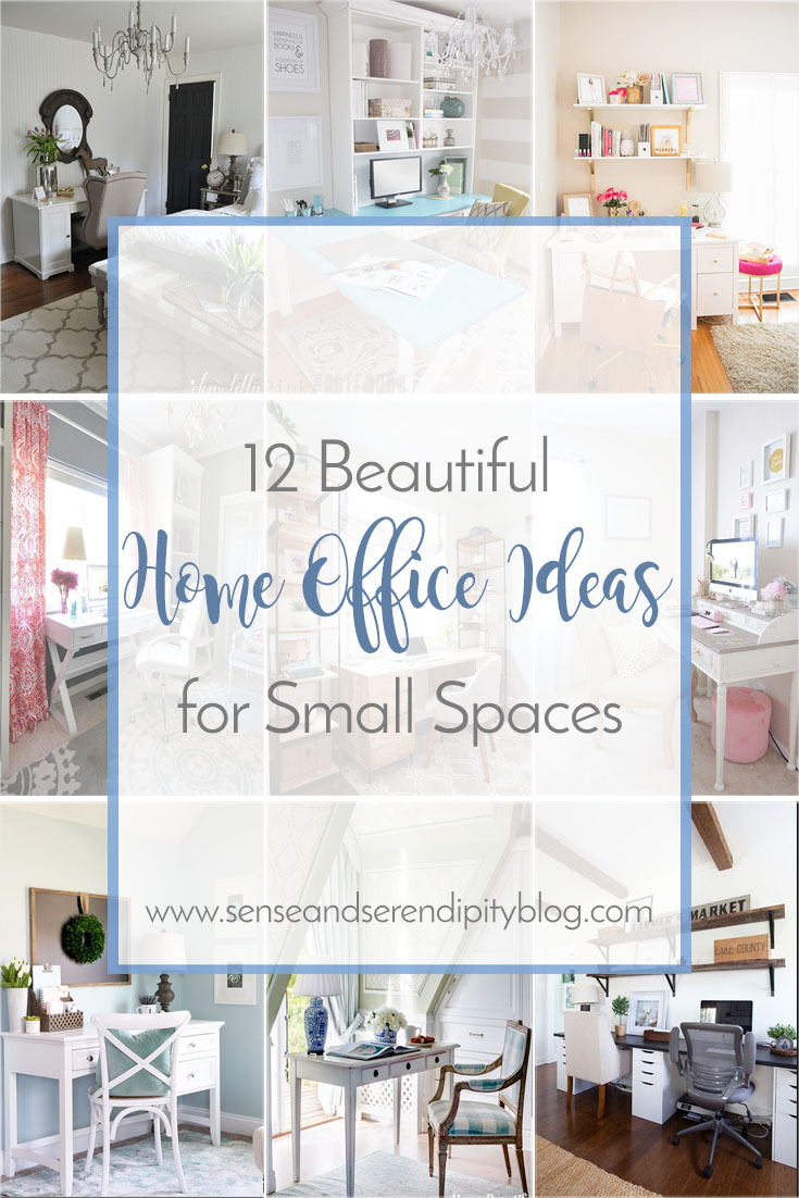12 Beautiful Home Office Ideas for Small Spaces