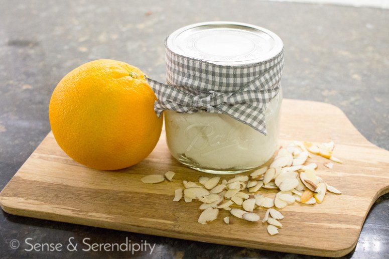 Sense & Serendipity | DIY Whipped Body Butter, natural lotion, sensitive skin