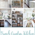 French Country Kitchen Style Ideas | Sense & Serendipity