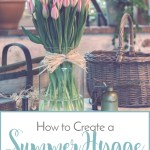 How to Create a Summer Hygge Home