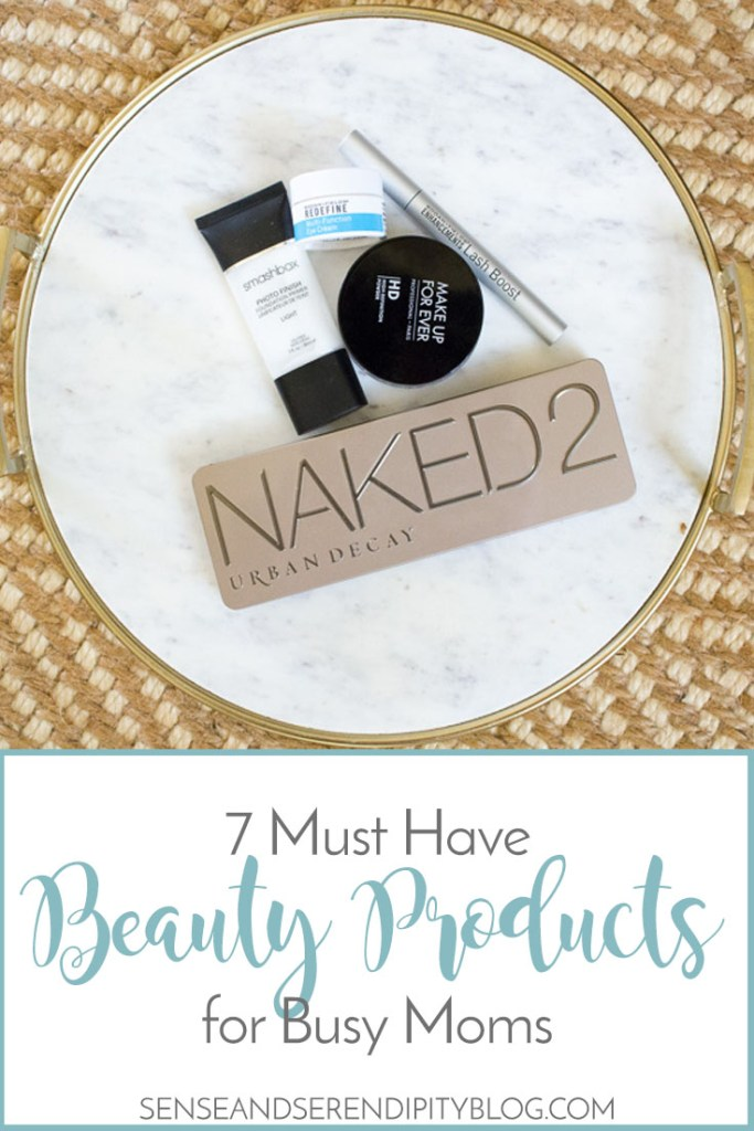 7 Must Have Beauty Products for Busy Moms