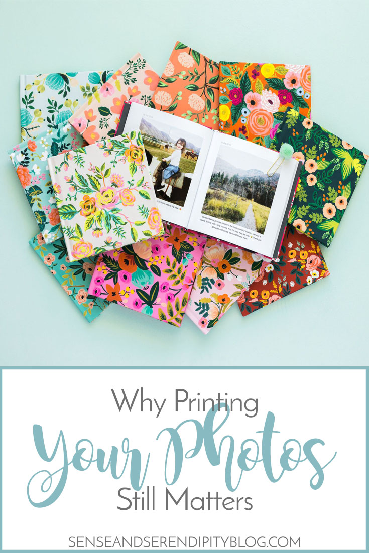 Why Printing Your Photos Still Matters | Sense & Serendipity