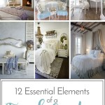 12 Essential Elements of a French Country Bedroom