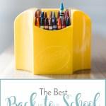 The Best Back to School Gear for Preschoolers