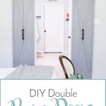 DIY Double Barn Doors