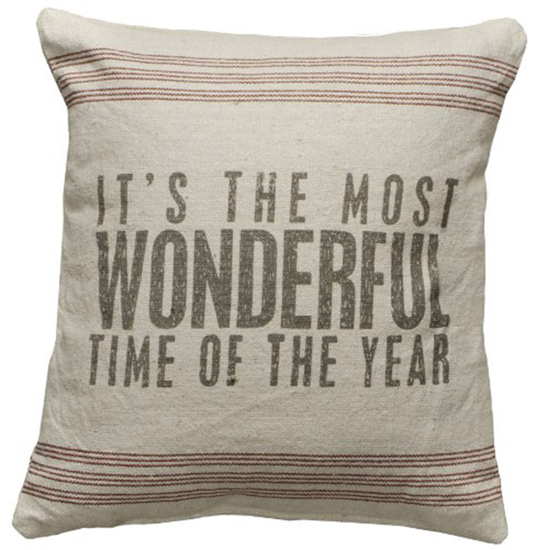 The Best Christmas Pillows And Throws On Amazon Sense