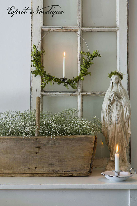 French Country Christmas Inspiration Sense Amp Serendipity