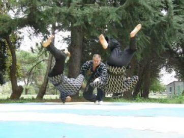 Hapkido-tehnika