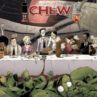 Mehr Appetit auf sequentielle Kunst - Chew (Graphic Novel)