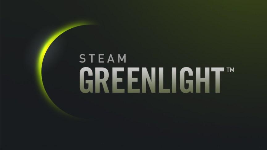 Steam-Greenlight Logo