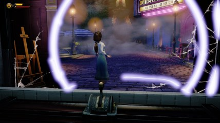 Ein Riss nach Paris - Bioshock Infinite Screenshots