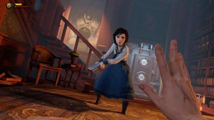 Rauer Empfang beim ersten Date - Bioshock Infinite Screenshots