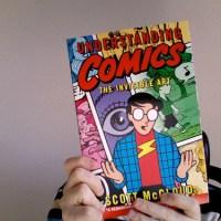 "Lese gerade ""Understanding Comics"" von Scott McCloud"