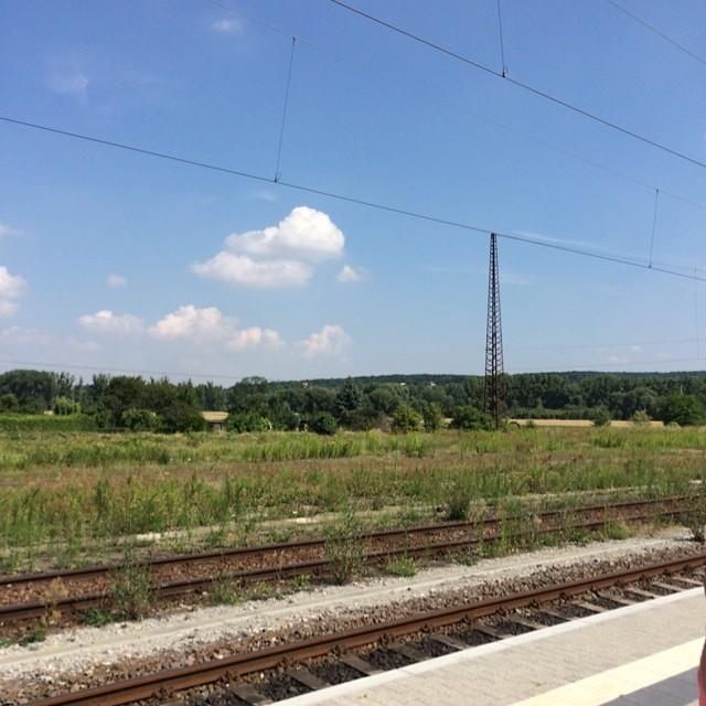 Unterwegs in Deutschland... - via Instagram
